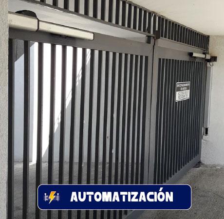 Electrometal Spa -- Automatización