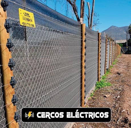 Electrometal Spa - Cercos Eléctricos - Chile --