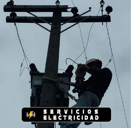 Electrometal Spa - Servicio - Electricidad --
