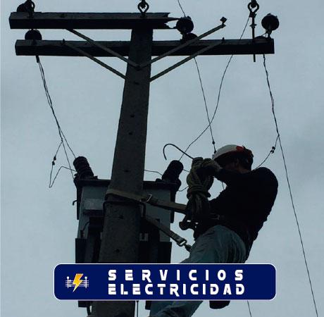 Electrometal Spa - Servicio - Electricidad