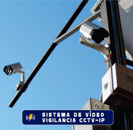 Electrometal Spa - Sistema de vídeo vigilancia